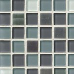 Diamond Cove Glass and Metal Blend Wall Tile