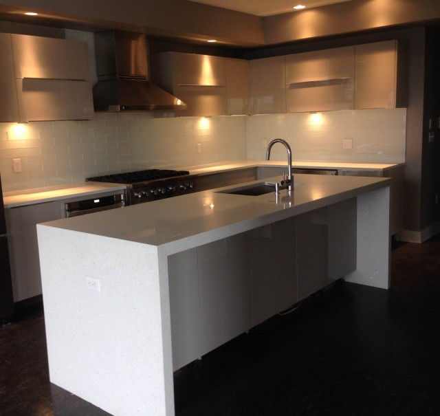 Fully Renovated Modern Kitchen